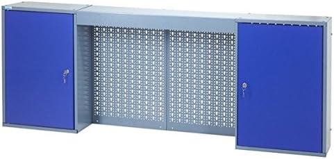 Küpper Hängeschrank Modell 70407, Breite 160 cm Farbe ultramarinblau