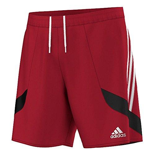 adidas Jungen Nova 14 Trainingsshorts power red/white/black