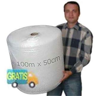 Plástico de burbujas rollo para embalar – Bobina de papel burbuja para Mudanza