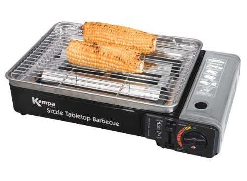 Kampa - Sizzle Tabletop Camping BBQ