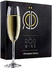 Ensemble de verres à vin rouge Röd, cristal sa