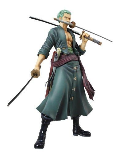 Megahouse One Piece Portrait of Pirates: Roronoa Zoro Ex Model PVC Figure (japan import) 8