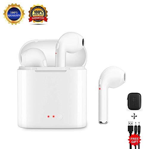 YUHAO Auricolari Bluetooth 4.2 senza fili per sport, Mini auricolari...