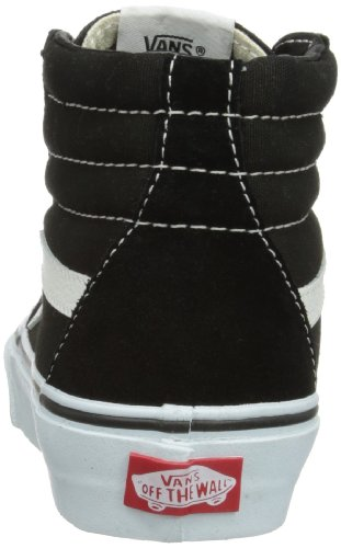 Vans Herren U SK8-HI High-Top Sneaker, Schwarz (Schwarz/Fog)