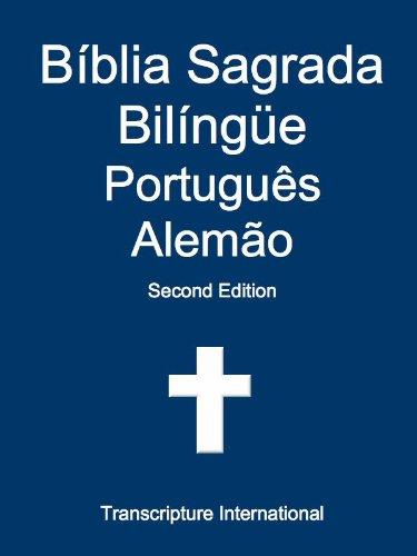 Bíblia Sagrada Bilíngüe Português Alemão (Portuguese Edition)