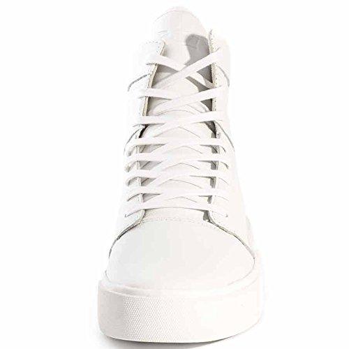 Supra Camino Hommes Baskets White White