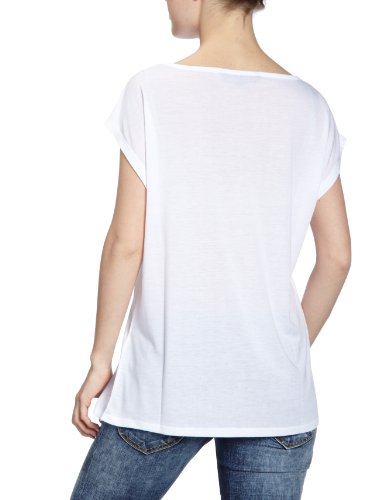 Tom Tailor Denim - T-shirt - Femme Blanc (2000)