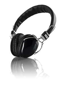 RHA SA950i On-Ear-Kopfhörer mit Fernbedienung und Mikrofon titanium