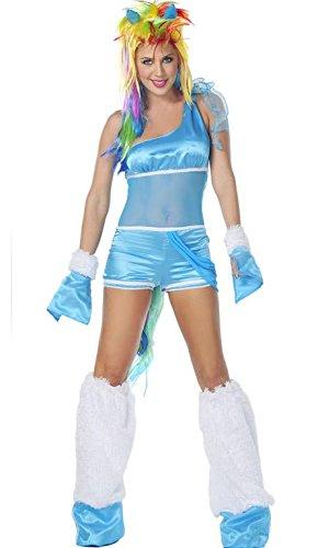 LLY Halloween-Kostüm Thema-Partei Bühne Kostüm Cosplay, M