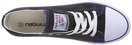 Bajas Deporte Idaho Negro Nebulus Zapatillas Hombre De q8tRI