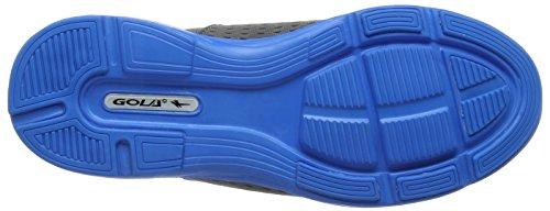 Gola Sondrio, Chaussures de Fitness Homme Gris (Grey/blue)