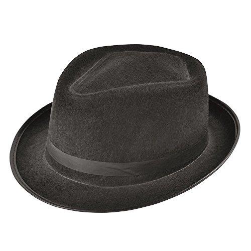 Bristol Novelty bh182Filz Budget Hat, schwarz, one size