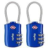 Diyife TSA Equipaje Locks,