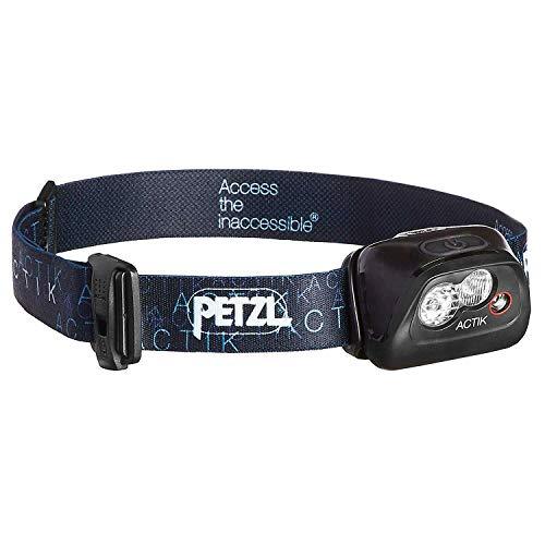 Petzl Actik (Auslauf) schwarz one size