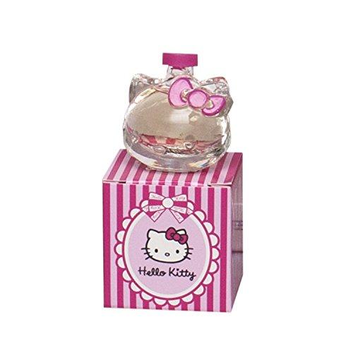 Hello Kitty Parfüm Sweet Collektion,Flacon 5 ml rosa (Kitty De Parfums Hello)