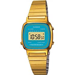 Casio Collection Women's Watch LA670WGA-2DF