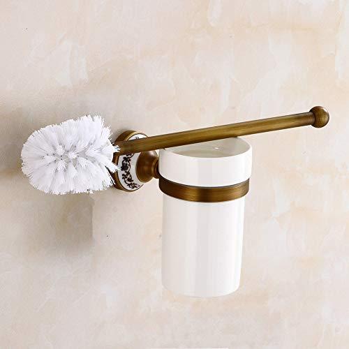 Escobilla WC Cepillo Porta Inodoro Juego Escobillas