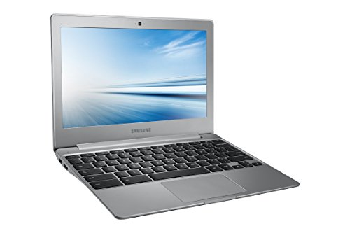 Samsung Chromebook 2 XE500C12-K01US 11.6 Inch Laptop (Intel Celeron, 2 GB, 16 GB SSD, Silver) image