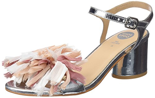 Gioseppo 45267, Zapatos tacón Punta Abierta Mujer