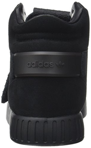 adidas Tubular Invader Strap, Chaussures de Sport Homme Noir (Core Black/Core Black/footwear White)