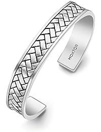Hoxton London - 0.35.2710 - Bracelet Homme - Argent 925/1000