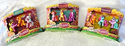 Lalaloopsy Carousel 1, 2 & 3 9 Ponies