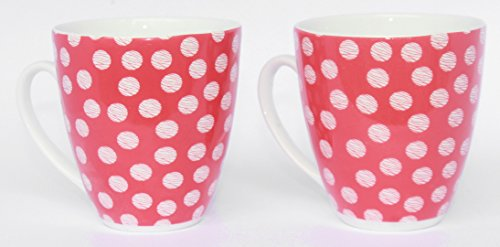 Clay Craft Bone China Tea Cups, Coffee Mug - Set of 2 - Iris 305  available at amazon for Rs.189