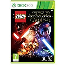 LEGO Star Wars: The Force Awakens (Xbox 360) UK IMPORT (Videospiel Xbox 360 Lego Marvel)