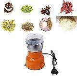 Macinino da caffè, macinino da caffè elettrico professionale, sale e spezie mulino, grande capacità di 60 grammi, la rapida macinazione di acciaio inossidabile e lame 120W