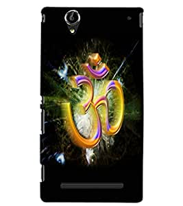 SONY XPERIA T2 ULTRA OM Back Cover by PRINTSWAG