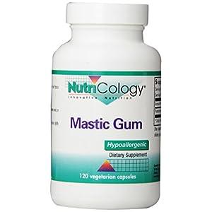 NutriCology, Mastic Gum, 1000mg, 120 vegetarische Kapseln