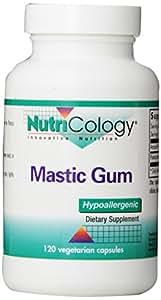 Nutricology, Mastic Gum, 120 Veggie Caps