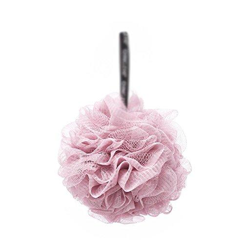 MAFYU Duschzubehör Bad Super Soft Bad Kugel Farbe Kugel Bad Bad Rub zurück Bad Handtuch Bad Blume Bad Ball fünf Stücke eine Packung (Zurück Caddie)