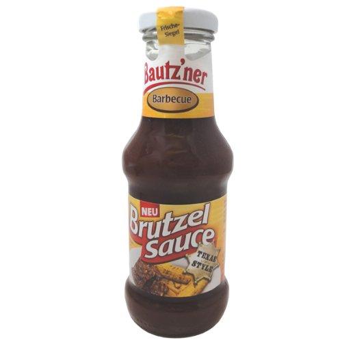 Bautzner Brutzel Sauce Barbecue (250 ml)