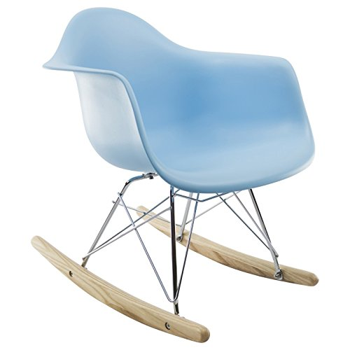 RAR Kinder-schaukelstuhl - Blau