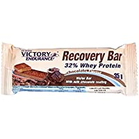 Victory Endurance Recovery Bar - 12 x 35gr Chocolate