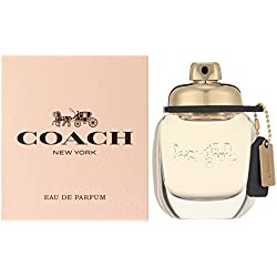 COACH NEW YORK Eau De Parfum Spray FOR WOMEN 1.0 Oz / 30 ml LAUNCHED IN 2016 by Coach New York