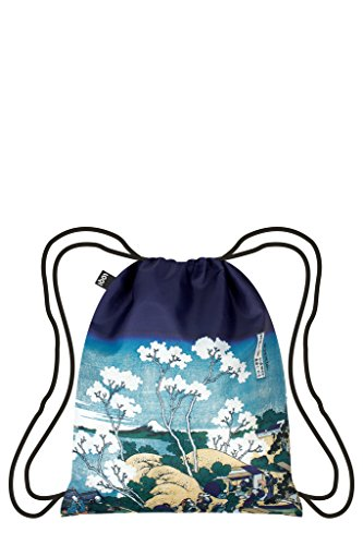 LOQI HOKUSAI Mt. Fuji, 1830-32 Backpack - Rucksack Kitchen Collection Outlet