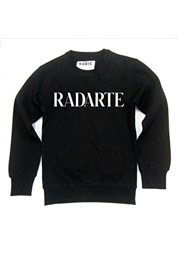 radarte-sweat-col-rond-noir-xl