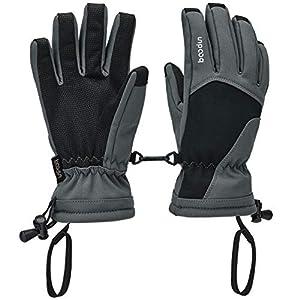 Arcweg Skihandschuhe Kinder Wasserdicht Handschuhe Winter Winddicht Schnee Sporthandschuhe rutschfest Warme…