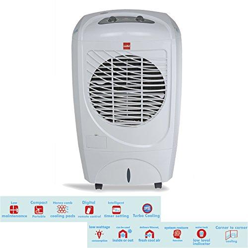 Cello Wave 50 Ltrs Desert Air Cooler (White)