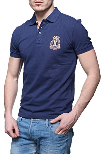 Kaporal 5 Polo-Hemd Medieval Bleu