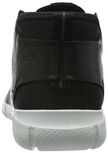 Ecco Intrinsic 1, Baskets Basses Homme Noir (BLACK01001)