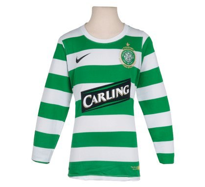 Nike Celtic Langarm Home Trikot Jr (Home Celtic Trikot)