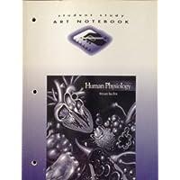 Human Physiology: Student Study Art Notebook