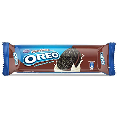 Oreo Creme Biscuit, Chocolate, 100g