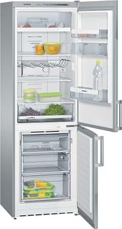 Siemens KG36NVI20 Réfrigérateur 287 L A+ Argent