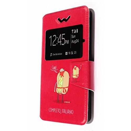 "MISEMIYA - Funda Universal Para Smartphone - 4# 4.8""-5.2""(7*14cm), A62"