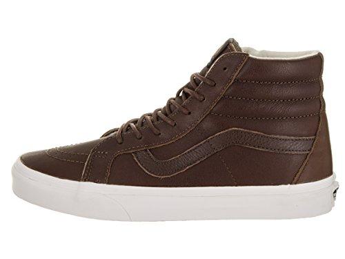 Vans Sk8-Hi Reissue, Sneakers Hautes Mixte Adulte Dachshund/Potting Soil