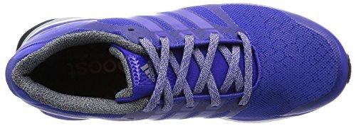 Adidas Adistar Boost Glow Women's Chaussure De Course à Pied - SS15 purple